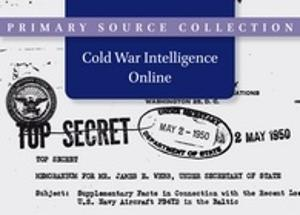 Cold War Intelligence