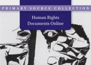 Human Rights Documents Online — Brill