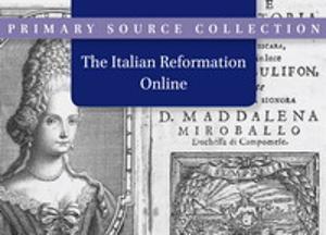 The Italian Reformation Online