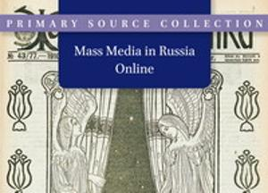Mass Media in Russia Online (Parts 1 and 2)