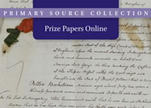 Prize Papers Online 1: American Revolutionary War and Fourth Anglo-Dutch War