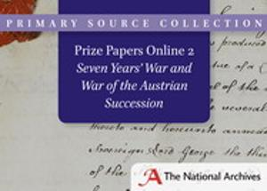 Prize Papers Online 2: Seven Years' War and War of the Austrian Succession
