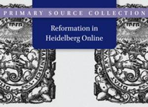 The Reformation in Heidelberg Online