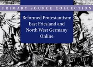 Reformed Protestantism - East Friesland and North West Germany Online