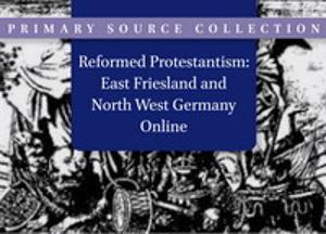 Reformed Protestantism - East Friesland and North West Germany Online