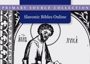 Slavonic Bibles Online