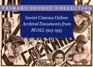 Soviet Cinema Online. Archival Documents from RGALI, 1923-1935